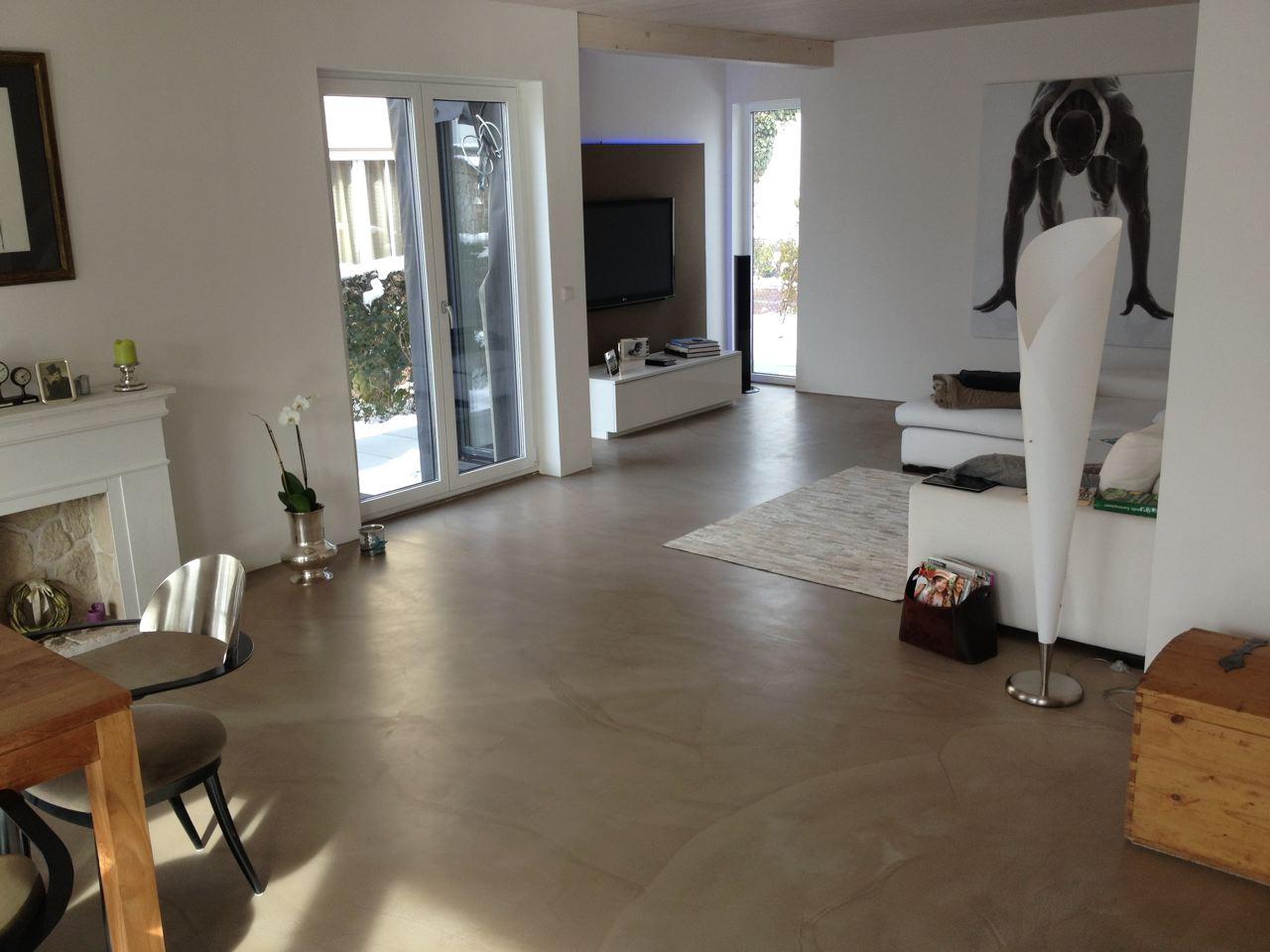 Privatwohnung München: Pandomoarbeiten 2012